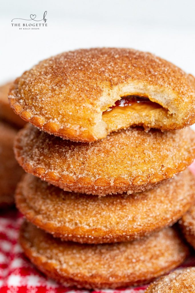 How to Make Uncrustable Donuts