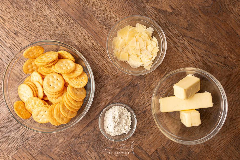 Buttery Ranch Ritz Crackers Ingredients