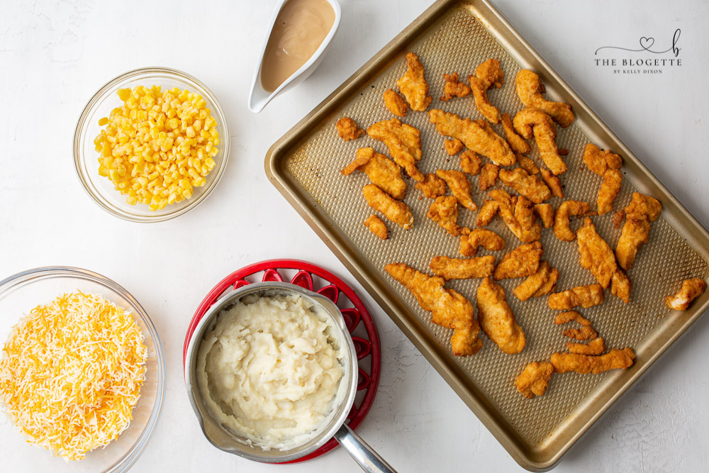 KFC Chicken Bowl Casserole