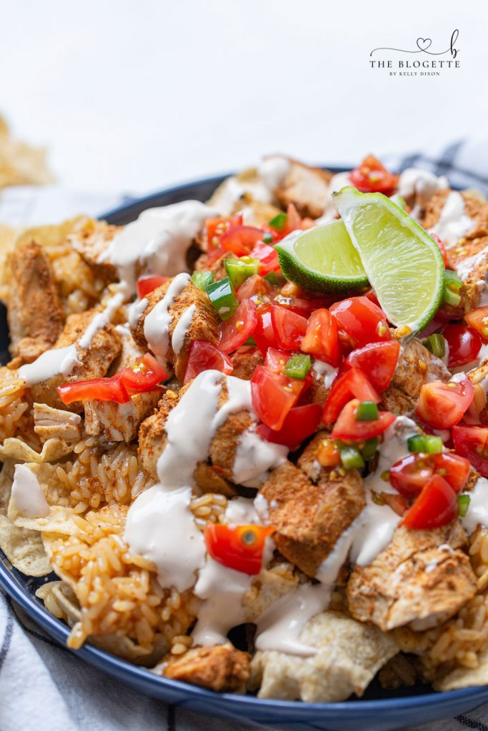 Mexican Chicken and Rice - also known as Arroz Con Pollo
